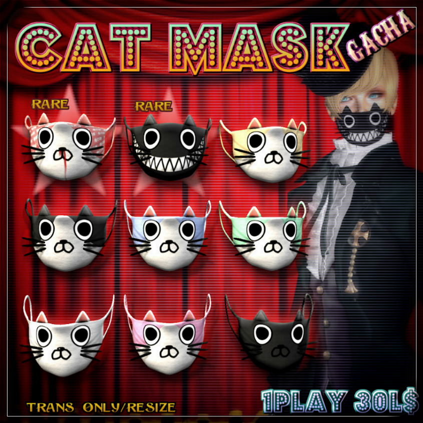 CATMASK POP[s]