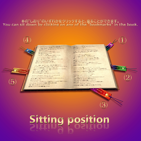 pose set-Sitting position