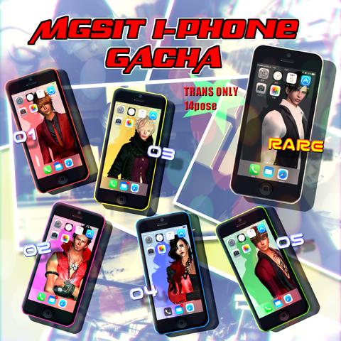i-phone MGSIT POP02