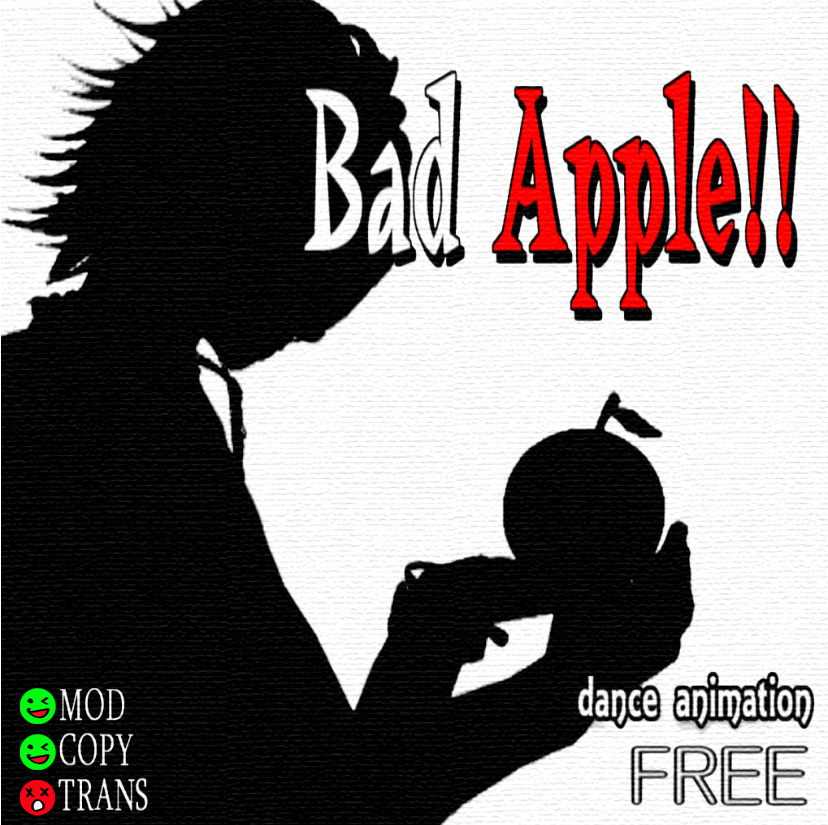 Bad Apple!!2 POP