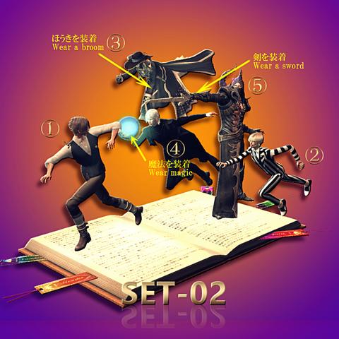 pose set-02