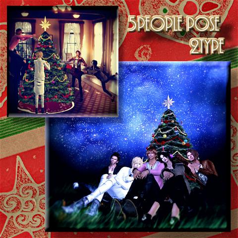 Christmas tree POP06