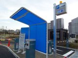 汐入公園南駐車場