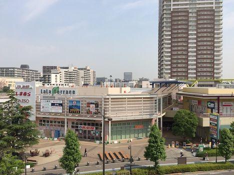 ロイヤルホームセンター南千住の屋上 3