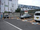 ジャストパーク駐車場b