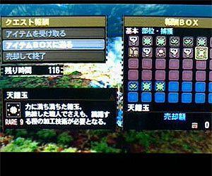 【MH4G】G級ギルドクエストの条件G3開放必須?天鎧玉がほちぃ~!
