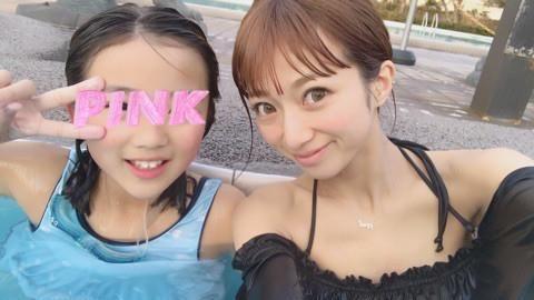 【炎上案件】辻希美の長女が「間違いなく美少女」←これwww