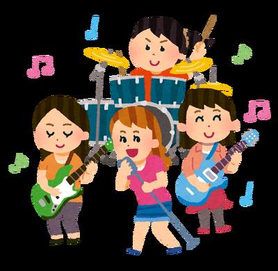 【これは豪華】 ガッキ-、吉岡里帆、芦田愛菜がバンドを結成した模様・・・