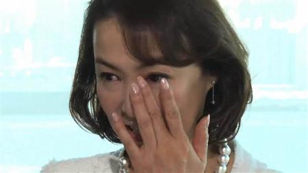 【衝撃告白】河野景子さん、貴乃花と離婚の真相がコチラwww