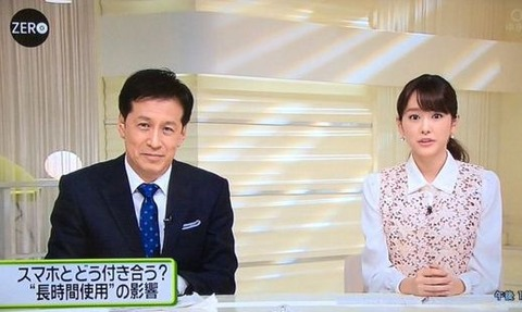 【9月末まで】桐谷美玲『NEWS ZERO』降板の理由がコチラ・・・・・