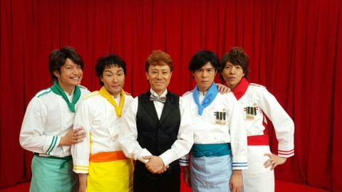 【SMAP再結成?】木村拓哉、中居正広とジャニーズ退社説。