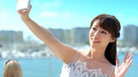 【検証画像】深田恭子、華麗なサーフィン中の姿がコチラwwwww