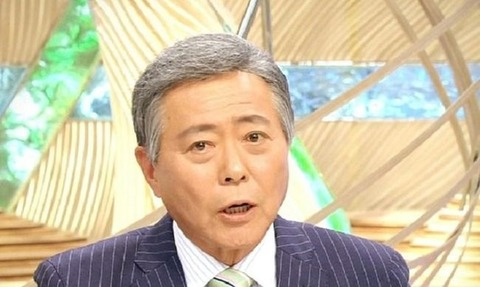 【癌治療休養】「とくダネ!」小倉智昭の代役候補がまさかのコチラwww