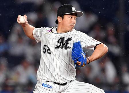 ロッテ益田FA権行使を視野 球団からは複数年提示