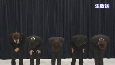 【エンタメ画像】《再悲報》エスエムAP、スマスマ最終回で5人揃って生謝罪ってよ!!!!!!