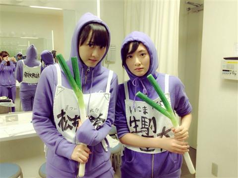 【乃木坂46】生駒里奈と松井玲奈の兼任て何やったんやろ?【SKE48/AKB48】