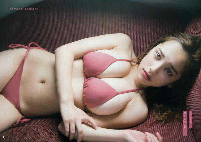 ムチムチ巨乳が最高都丸紗也華の神ボディが好きすぎるんだよな∀モェww×26P