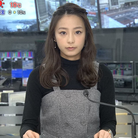 【最強女子アナ】宇垣美里が可愛すぎる結果wwwwwww