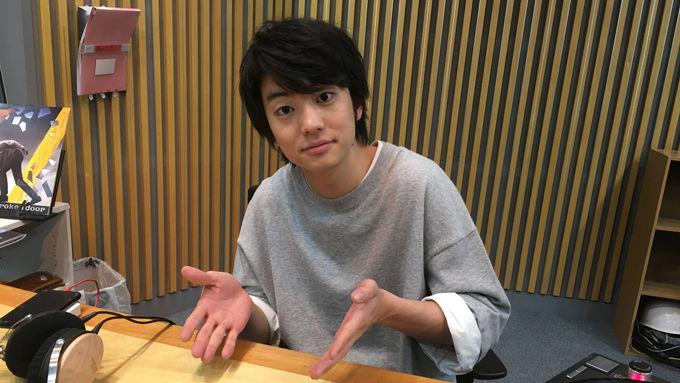 伊藤健太郎、高校時代は大食い!?「1日5、6食は当たり前」