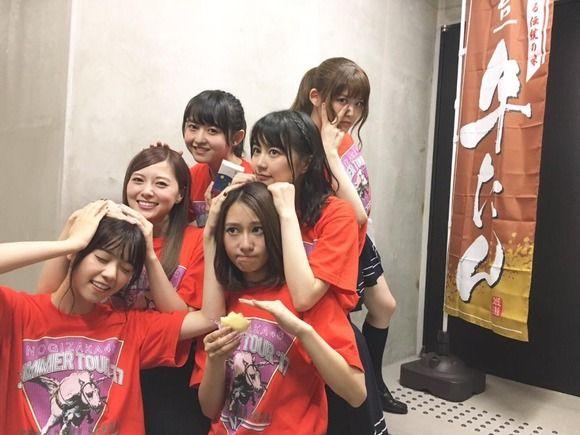 【朗報】まいやんと西野七瀬さん、仲良しだった!!!