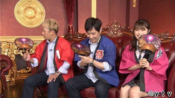 NMB48 渋谷凪咲が出演 ウルトラ花火マニア 日テレ「ワケあり!レッドゾーン」 [8/15 26:19~]