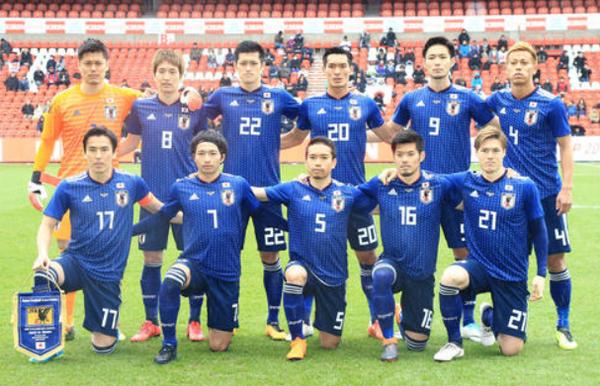 サッカーW杯日本代表 予選突破 3倍! 予選1位 7倍! 決勝進出 81倍! 優勝・・・251倍!
