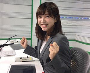 是永千恵アナ(NHK)の身長と年齢やカップ画像!彼氏や高校と大学は?