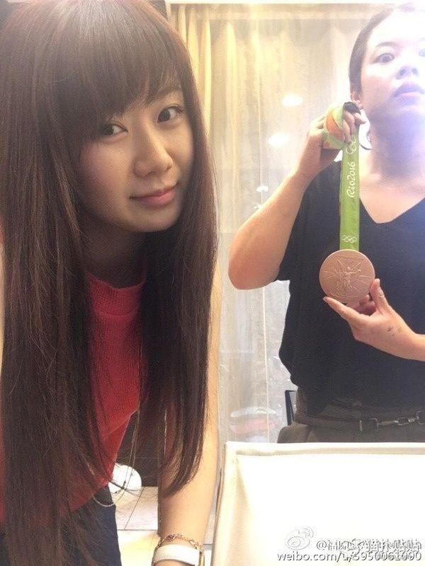 【エンタメ画像】《中国が大絶賛》卓球・福原愛、美容室に行って「有村架純」並の可愛さに変身ってよ☆☆☆☆☆☆☆