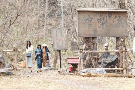 【エンタメ画像】【これは怖い】月9「貴族探偵」で幽霊騒ぎ 人影一瞬で消えるってよ!!!!!!!!!!!!!!