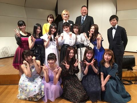 SKE48歌唱王決定戦の審査員に井上ヨシマサ