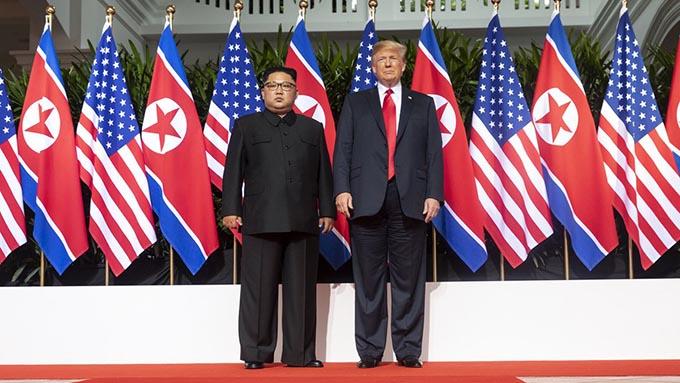 アメリカが北朝鮮への姿勢を一転~トランプ大統領からは再び「ロケットマン」発言も