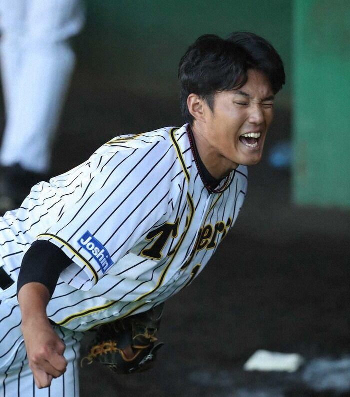 阪神 藤浪が紅白戦に登板 来季へ手応えつかめるか