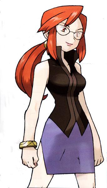 ポケモンのカンナさんみたいなお姉さんが好みなんやが(※画像あり)