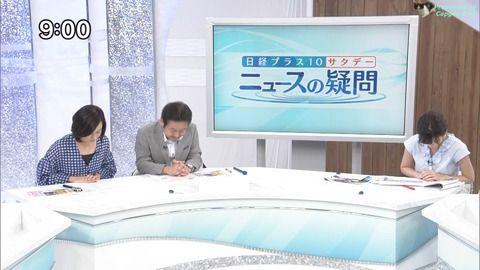 西野志海 日経プラス10サタデー 17/08/12