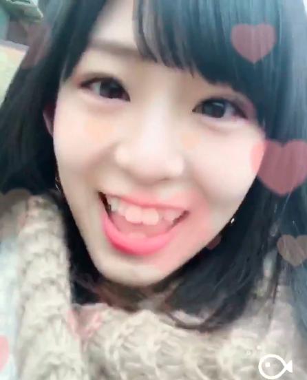 SKE48岡田美紅のばいーん