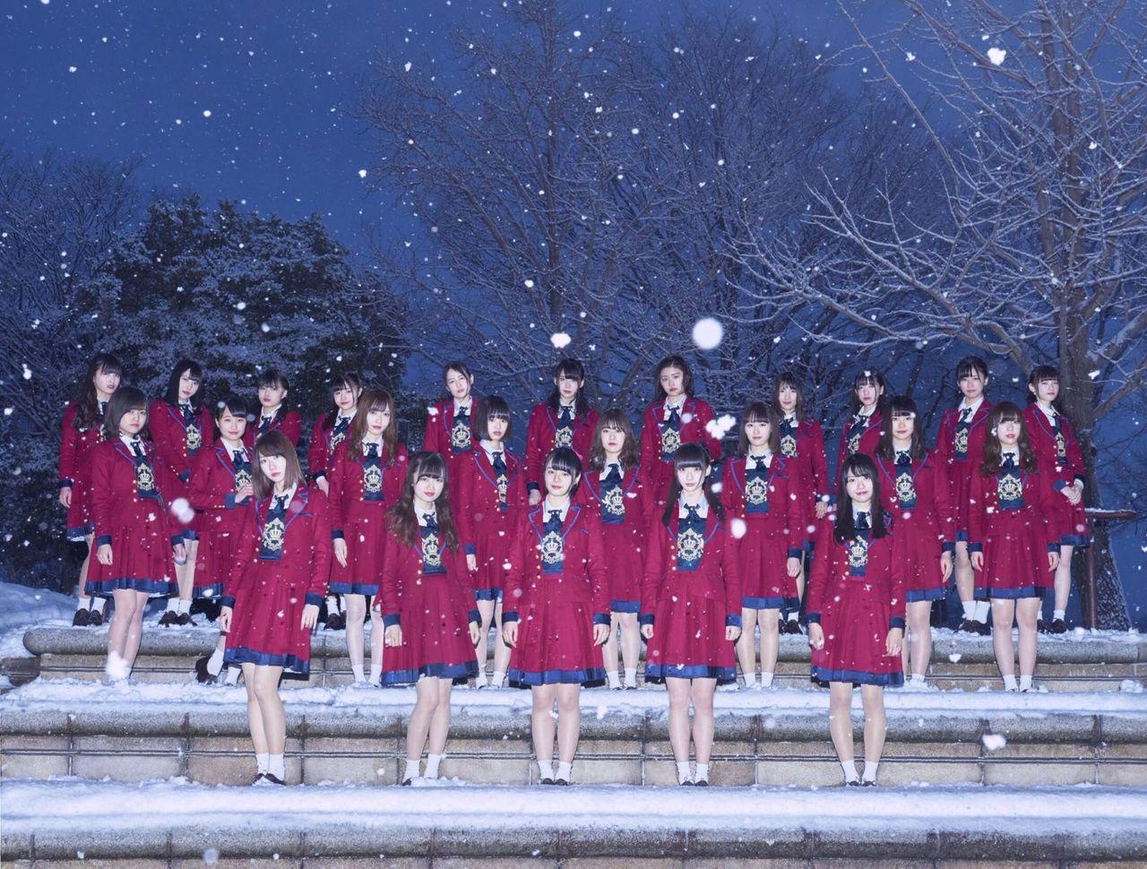 NGT48「春はどこから来るのか?」収録内容公開!北原里英卒業ソングも収録!