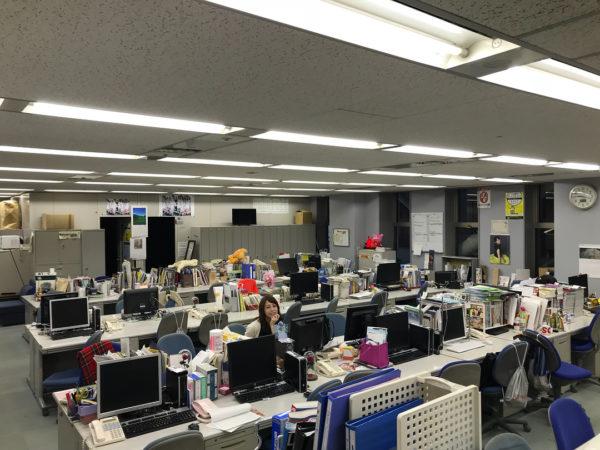 【画像】宇垣美里アナ(27)、朝のオフィスにひとりぼっちwwwwwwwwwwwww