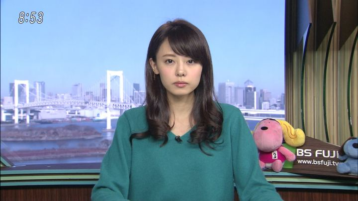 宮澤智 BSフジニュース Tune (2018年01月12日放送 9枚)