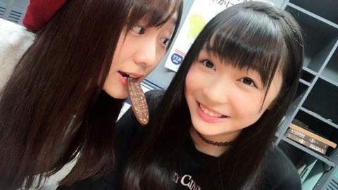 SKE48須田亜香里が浅井裕華にポッキーゲーム?!を仕掛けたら・・・