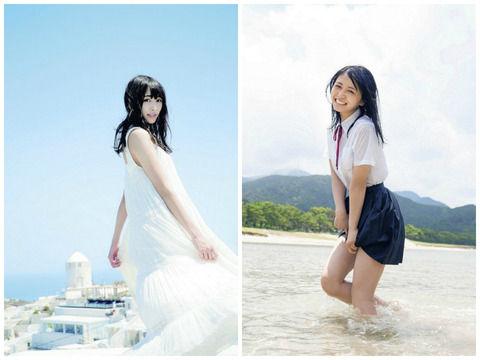 【欅坂46】 毎月2冊づつ出せば来年末には全員ソロ写真集発売経験者になれるのでは!?