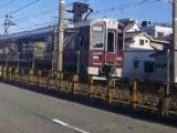 【動画】 阪急神戸線で人身事故 「見えてはいけないものが見えた」「死んでる」 電車遅延で騒然