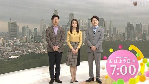 和久田麻由子 おはよう日本 18/10/03 #2