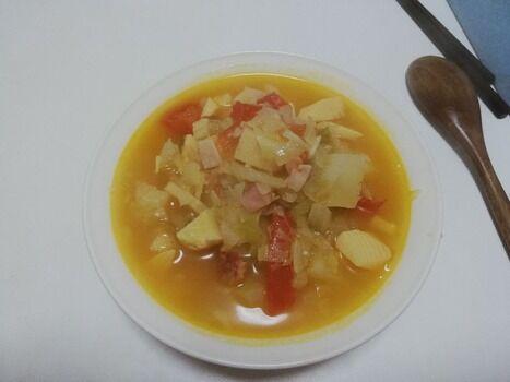 私(28)独身、栄養満点野菜スープを作る(※画像あり)