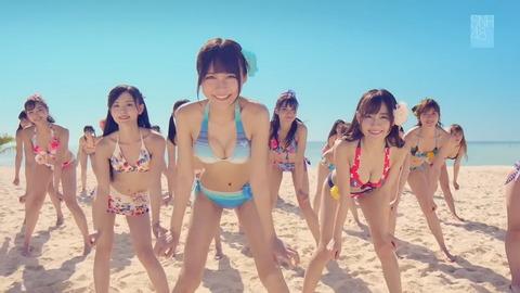 【エンタメ画像】【AKB48】 巨乳で可愛い子が多すぎてレベル高すぎる 中国SNH48セクシーすぎるMVに反響ってよwwwwwww