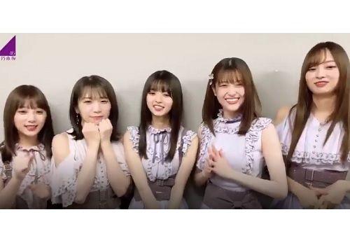 並び方がイイ! 飛鳥×真夏×松村×梅澤×与田のわちゃわちゃぐうかわ動画。。。