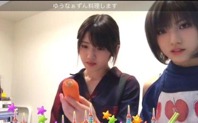 【AKB48】岡田奈々と村山彩希の濃密な関係・・・【ゆうなぁ・ゆいりー・なぁちゃん】