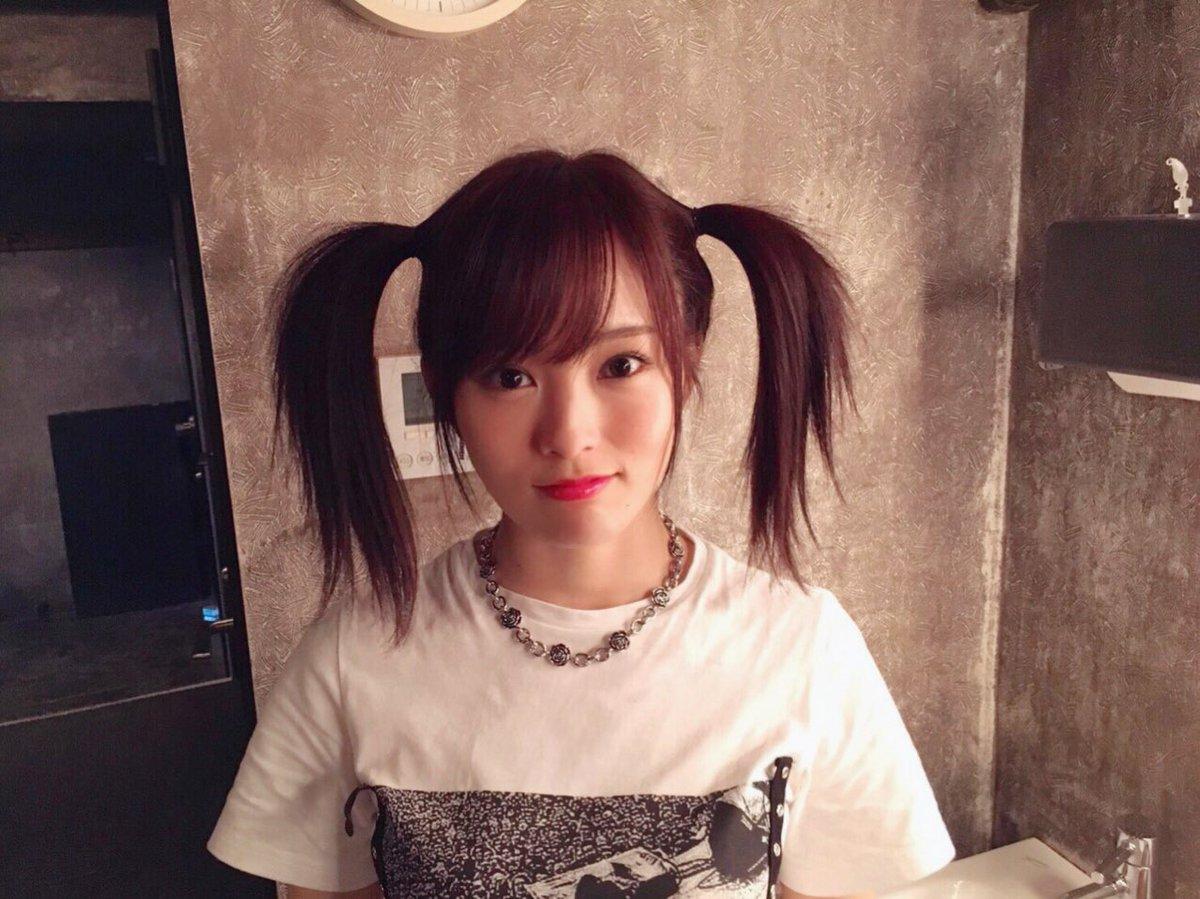 【エンタメ画像】《検証画像》NMB・山本彩のツインテール写真が凄まじい人気 「可愛すぎる」ってよ!!!!!!!!!!!!!!