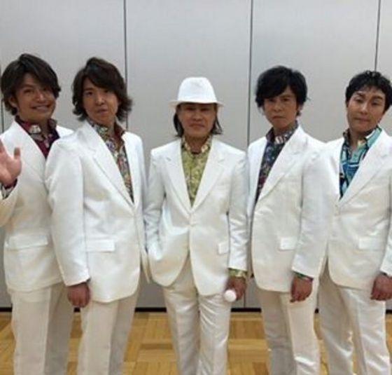 【エンタメ画像】《解散前ラスト作品》SMAPがベストアルバム発売ってよ!!!!!!!