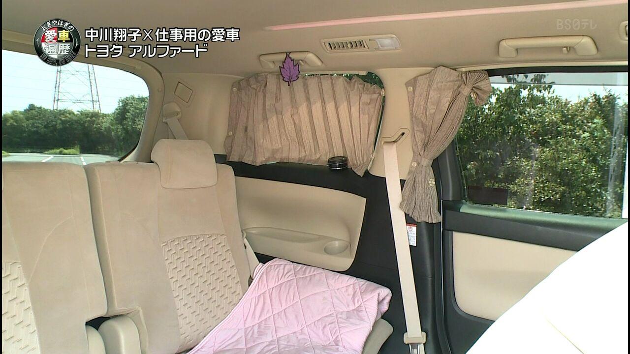 【画像】沢尻エリカ会メンバーの中川翔子さん、車内からアレが発見される