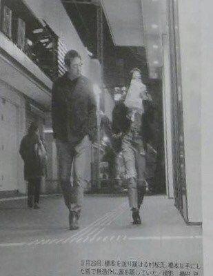【エンタメ画像】【これは怪しい】元乃木坂の橋本奈々未さん密会疑惑を否定「親父親のいない私に本当の親父親のように...」ってよ。。。。。。。